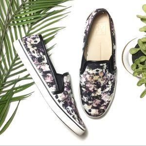DV by Dolce Vita Gibsin Floral Slip-on Sneakers